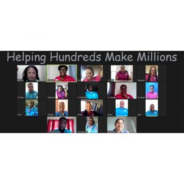 Helping Hundreds make Millions