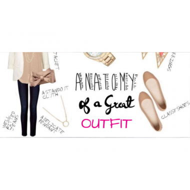 The Anatomy Of A Great Outfit