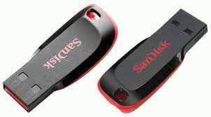 SanDisk USB FlashDrive 8GB CruzerBlade Z50