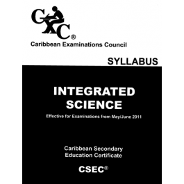 Caribbean Secondary Education Certificate Syllabus Integrated Science 2011
