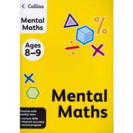 Collins Mental Maths Ages 8-9