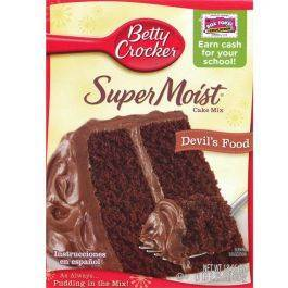Betty Crocker Devils Food Cake Mix 432g