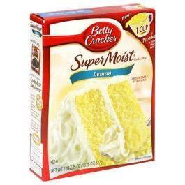Betty Crocker Lemon Cake Mix 432g