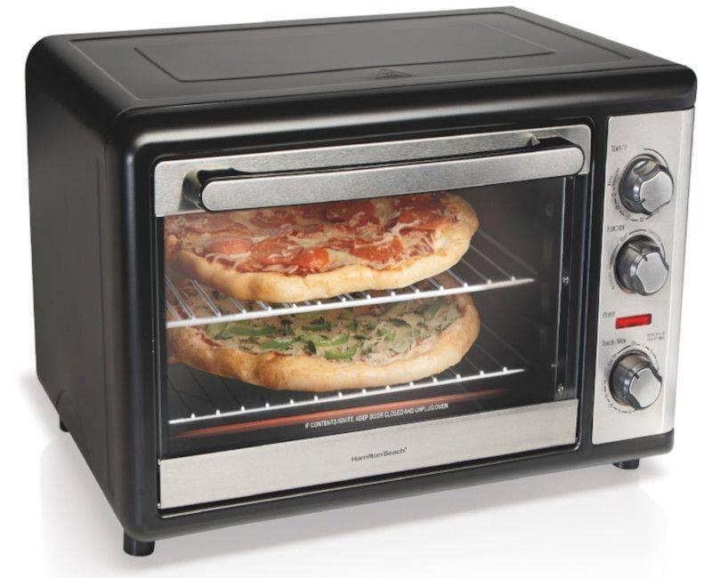 Hamilton Beach Convection Toaster Oven  HB31108