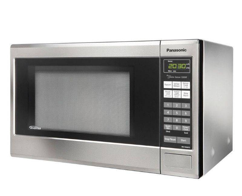Panasonic NN7 1.6 CU FT. Stainless Steel Microwave Oven