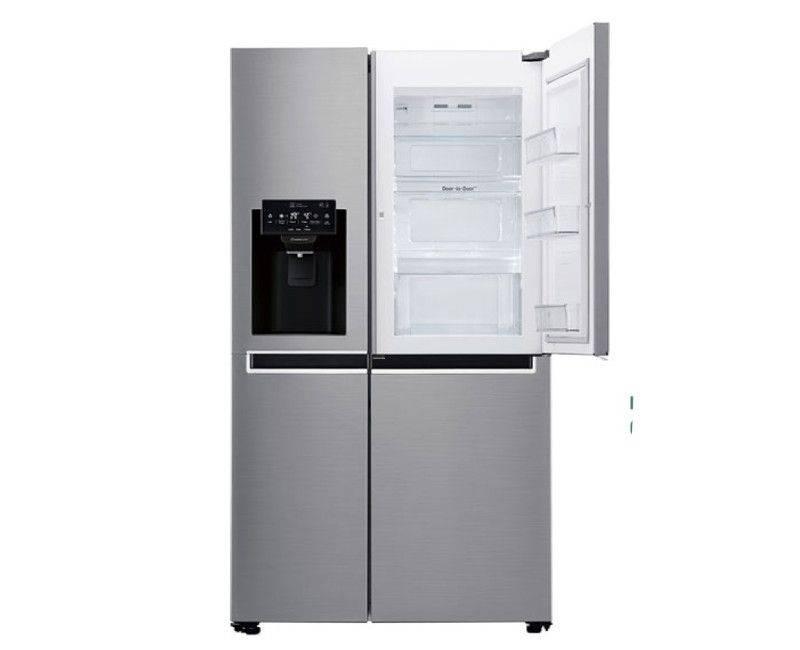 LG Door in Door Linear Compressor 22 cu ft Capacity Refrigerator