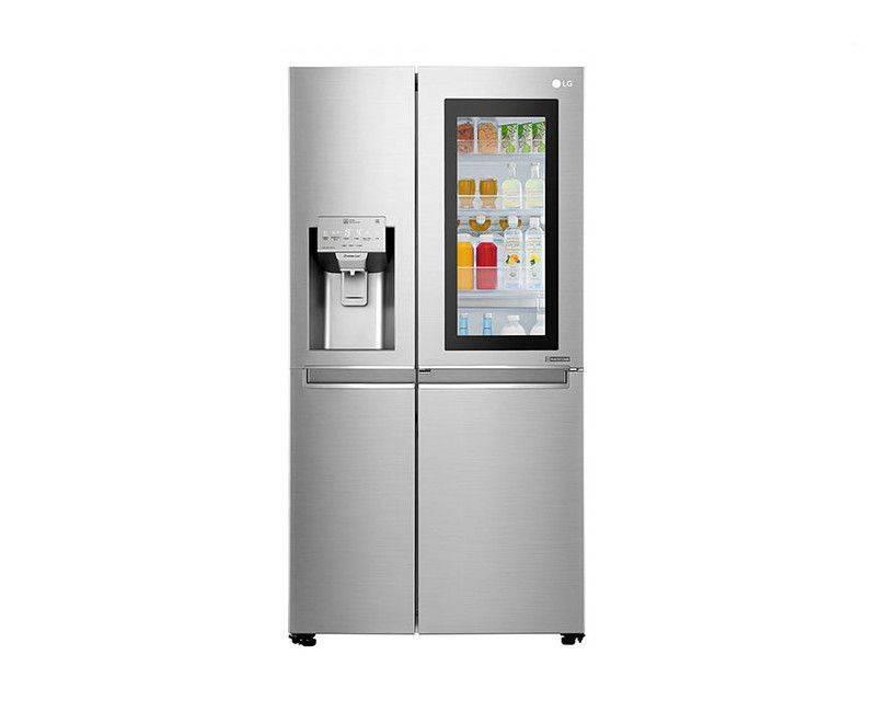 LS65SXN InstaView Door-in-Door® Refrigerator with Linear Compressor Inverter Motor and Total Capacity of 601 Lts (24cu.ft)