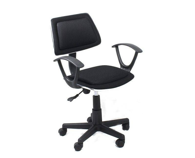 Xtech Black Roma Secretarial Office Chair