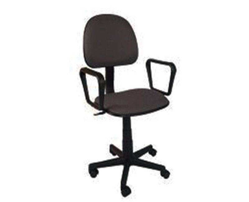 QZY-H4 Black Computer Chair with Arm Rest