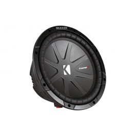 Kicker Car Audio 40CWR104 CompR 10 Inch 800W Subwoofer Speaker