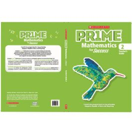 Scholastic Prime Mathematics for Success Teacher's Guide 2
