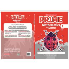 Scholastic Prime Mathematics for Success Practice Book 1