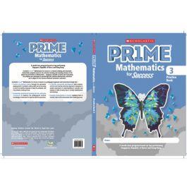 Scholastic Prime Mathematics for Success Practice Book 3