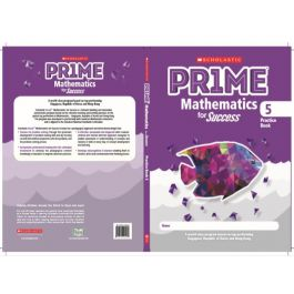 Scholastic Prime Mathematics for Success Practice Book 5