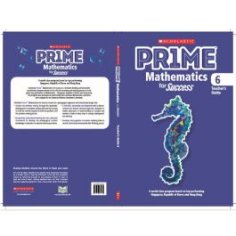 Scholastic Prime Mathematics for Success Teacher's Guide 6