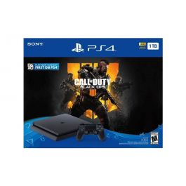 PlayStation 4 1TB Call of Duty: Black Ops 4 Bundle