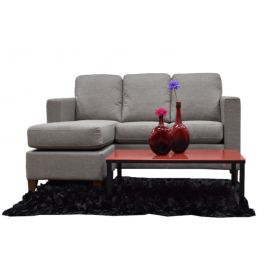 The Sydney 3 Seater with Chaise Lounge Sofa