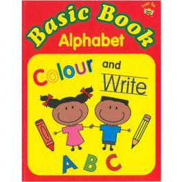 Sugar Bee Basic  Book Alphabet Workbook