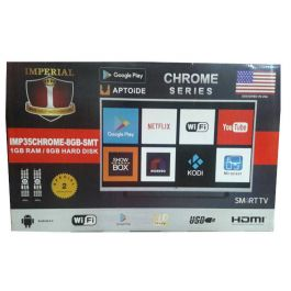 Imperial 32 Inch 8 GB Fast Chrome Android Smart TV