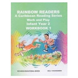 Rainbow Reader: Infant Year 2 Workbook 1
