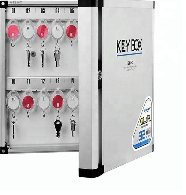 72 Key Box