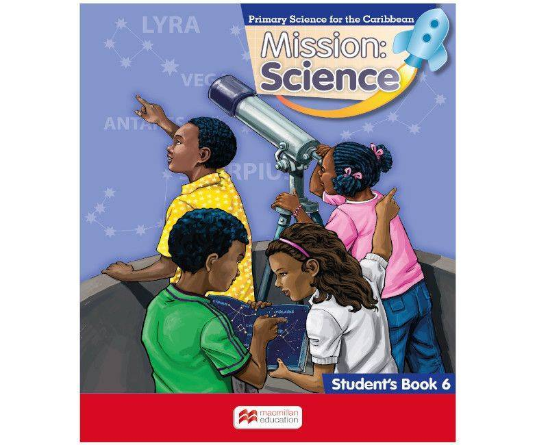 Mission Science: Primary Science for the National Standards Curriculum Mission: Science Students Book 6