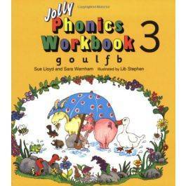 Jolly Phonic Workbook 3
