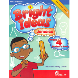 Macmillian Primary Books: Bright Ideas for Jamaica: Grade 4 Student Pack with Interactive CD-ROM
