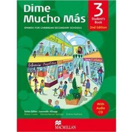 Dime Mucho Mas 3 SB & CD