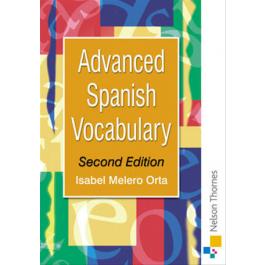 Advanced Spanish Vocabulary 2nd Edition