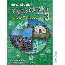 New Steps Religious Education for Caribbean 3