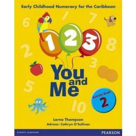1, 2, 3, You and Me Activity Book Two (Early Childhood Numeracy)