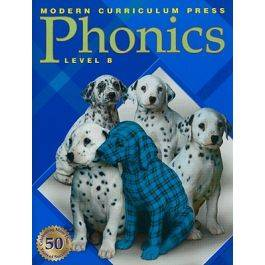 Modern Curriculum Press(MCP) Phonics Level B