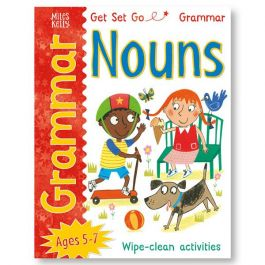 Grammar Nouns by Miles Kelly for Ages 5-7 years old