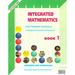 Integrated Mathematics For Primary Schools A Problem Solving Approach Book 1