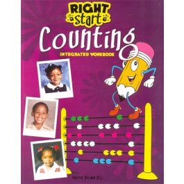 Right Start Counting Integrated Workbook