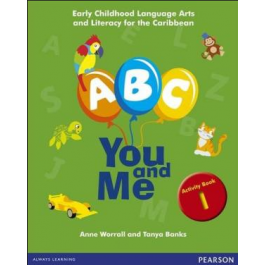 ABC YOU & ME: ACTIVITY BOOK 1
