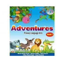 Adventures Primary Language Arts - Workbook 1 by M.Thomas etal