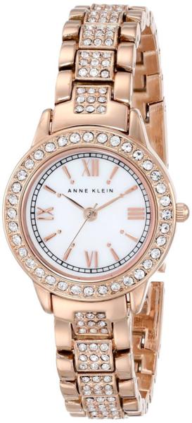 Ladies Anne Klein Crystal Watch AK-1492