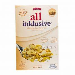 All Inklusive Cereal with Almonds 1kg