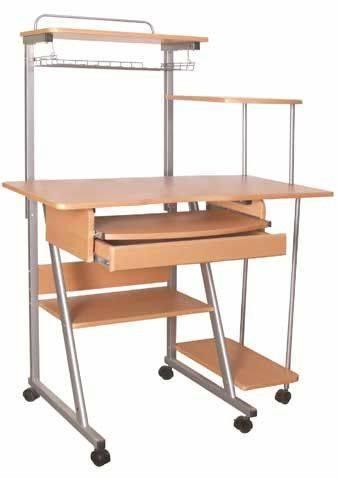 Computer Cherry Flat Computer Desk
