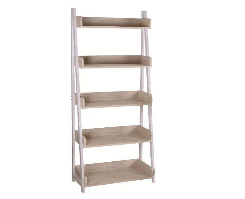 Xtech XTF-BS249 5 Shelf Ladder Bookcase
