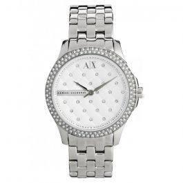 Armani Exchange Women's AX5215 Silver Stainless-Steel Quartz Watch