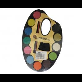 Artist's Series 12 Paint Easel Set