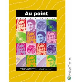 Au Point Nouvelle Edition