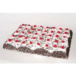 Full Sheet Black Forest Cake