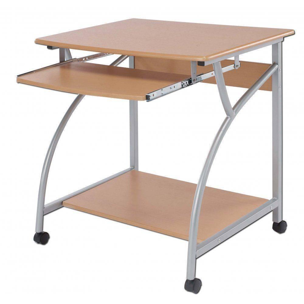 Beech Computer Table