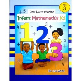 Let's Learn Together- Infant Mathematics - K1