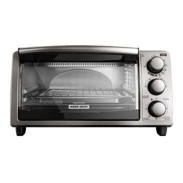Black & Decker 4 Slice Toaster Oven TO1373