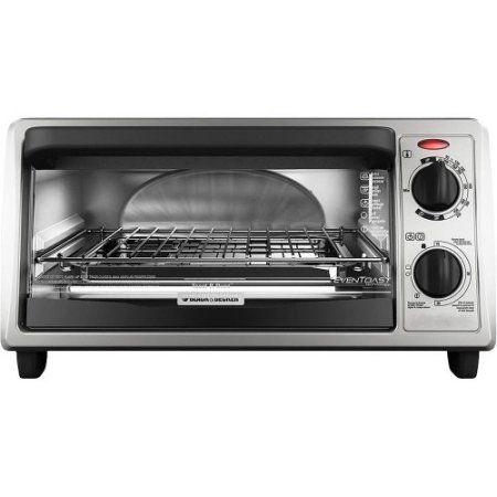 Black & Decker TO1322SBD 4 Slice Toaster Oven